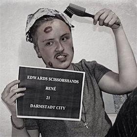 Edwards Scissorshands - Dein Friseur in Darmstadt